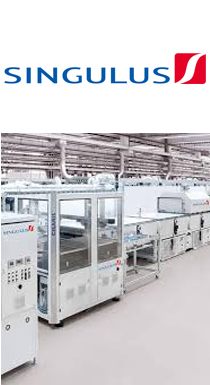 SINGULUS Signs Contract for Crystalliine Solar Cell Production Line