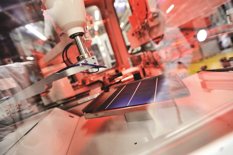 PV manufacturing capex to top US$5.3 billion in 2016