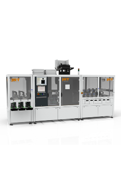 JRT Photovoltaics presents the CTS 3600 single-track cell tester