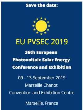 EUPVSEC Save the Date